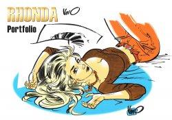 Rhonda Portfolio