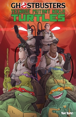 Ghostbusters/Teenage Mutant Ninja Turtles (Neuauflage)