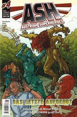 ASH - Austrian Superheroes 4