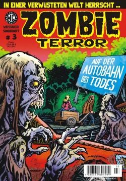 Zombie Terror Sonderheft 3