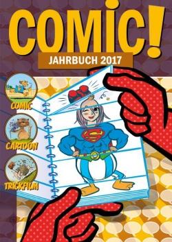 COMIC! - Jahrbuch 2017