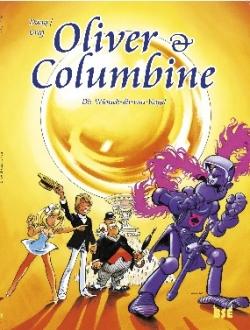 Oliver & Columbine 2