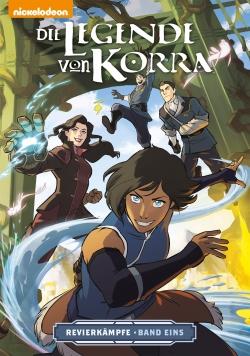 Die Legende von Korra 01