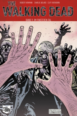 The Walking Dead Softcover 09
