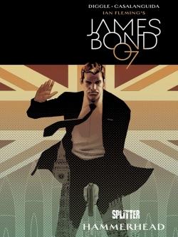 James Bond 007 Band 3 (Splitter)