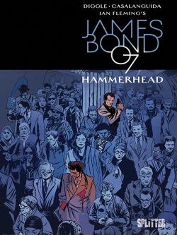 James Bond 007 Band 3 VZA (Splitter)