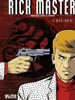 Rick Master - Neue Fälle 01