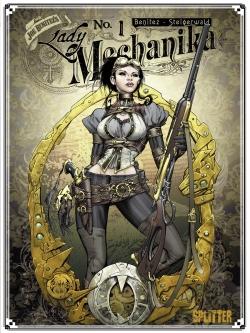 Lady Mechanika 01