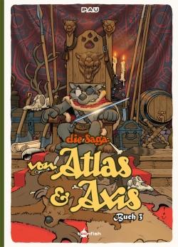 Die Saga von Atlas und Axis 3