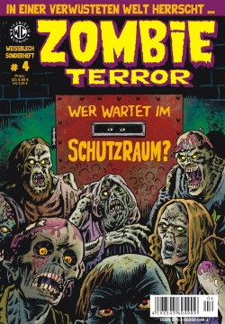 Zombie Terror Sonderheft 4