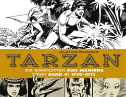 Tarzan: Die kompletten Russ Manning Strips Band 4