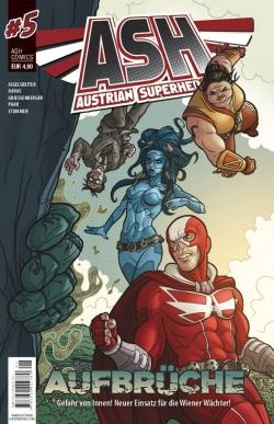 ASH - Austrian Superheroes 5
