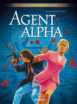 Agent Alpha - Gesamtausgabe 1