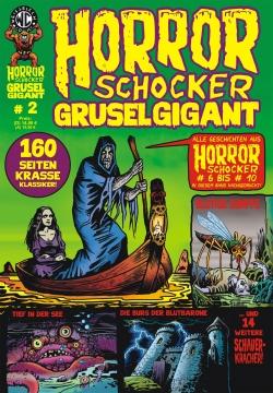 Horrorschocker Grusel Gigant 2