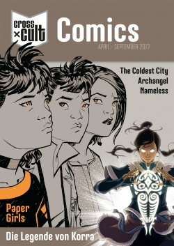 Cross Cult - Comic Katalog 2017