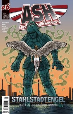 ASH - Austrian Superheroes 6