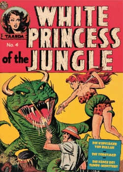White Princess of the Jungle 4