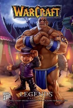 Warcraft: Legends 4