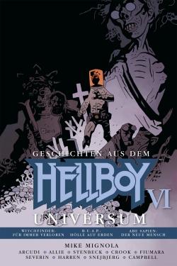Geschichten aus dem Hellboy Universum 6