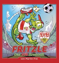 Fritzle: Das VfB Krokodil