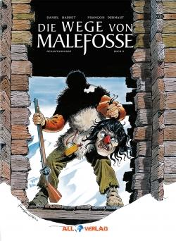 Die Wege von Malefosse Gesamtausgabe 2