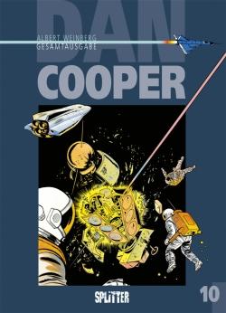 Dan Cooper Gesamtausgabe 10