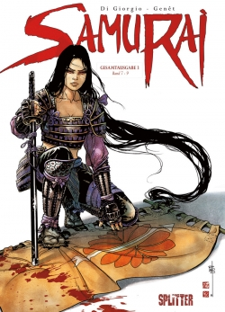 Samurai Gesamtausgabe 3