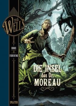 H.G. Wells 04 : Die Insel des Dr. Moreau