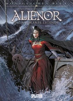 Königliches Blut 7 - Alienor 5