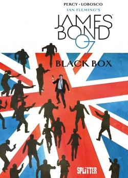 James Bond 007 Band 5 (Splitter)