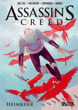 Assassin's Creed Book 3