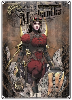 Lady Mechanika 02