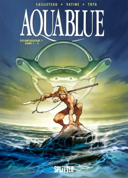 Aquablue - Gesamtausgabe 1