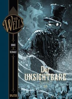 H.G. Wells 05: Der Unsichtbare 01