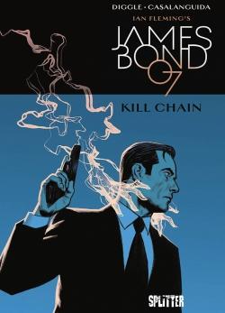 James Bond 007 Band 6 (Splitter)