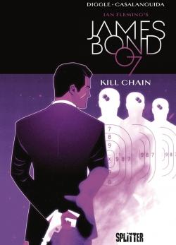 James Bond 007 Band 6 VZA (Splitter)