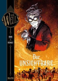 H.G. Wells 06: Der Unsichtbare 02