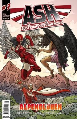 ASH - Austrian Superheroes 7