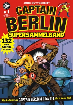 Captain Berlin - Sammelband 1