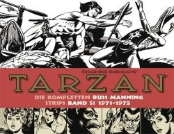 Tarzan: Die kompletten Russ Manning Strips Band 5