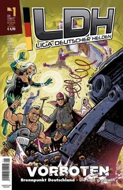 LDH - Liga deutscher Helden 1