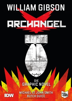 Cross Cult - Poster: Archangel