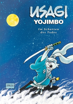 Usagi Yojimbo 8
