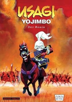 Usagi Yojimbo 1
