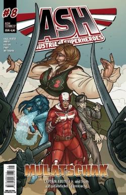 ASH - Austrian Superheroes 8