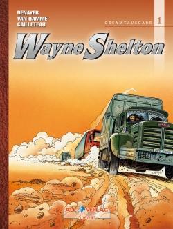 Wayne Shelton Gesamtausgabe 1 VZA