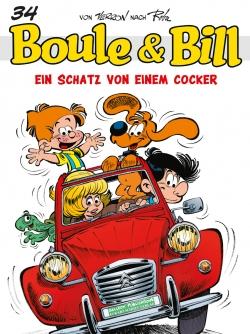 Boule & Bill 34