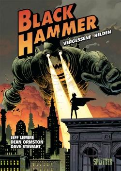 Black Hammer 1 (Neuauflage)
