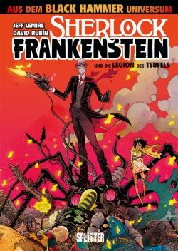 Black Hammer: Sherlock Frankenstein 1