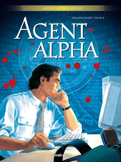 Agent Alpha - Gesamtausgabe 2